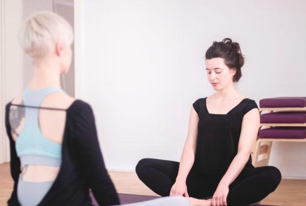 Yoga für Vielsitzer