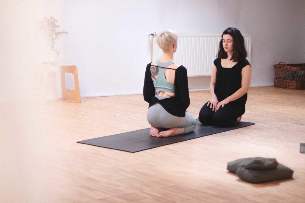 Business Yoga Duesseldorf